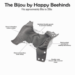 "The ""Bijou"" by Happy BeeHinds"