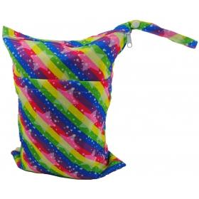 "Alva Wet Bag -  Bright ""Star"" - Happy BeeHinds"
