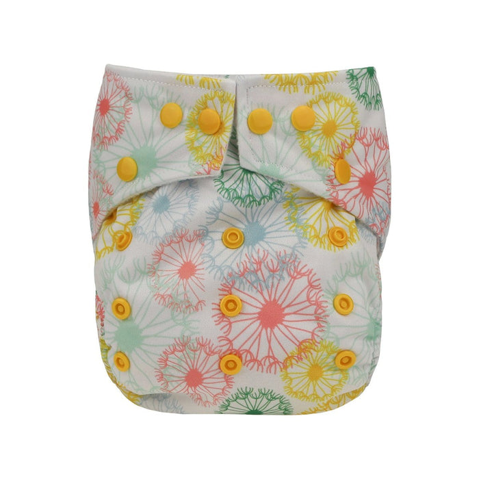 Pocket Diaper - Flower