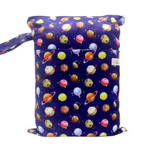 Double Pocket Wet Bag by Happy BeeHinds