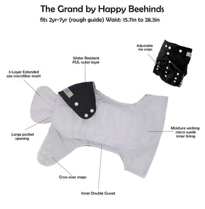 "The ""Grand"" by Happy BeeHinds"