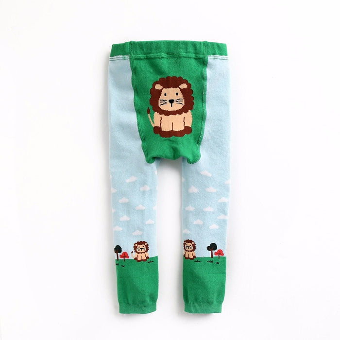 Eva & Elvin Pencil Pants (Busha) - Lion