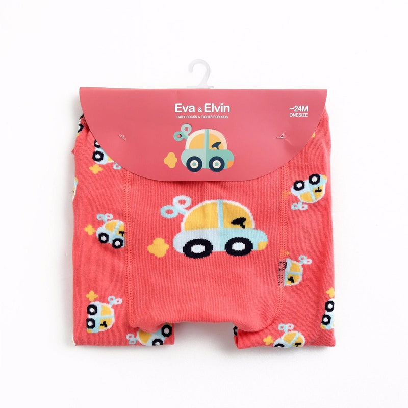 Eva & Elvin Pencil Pants (Busha) - Miss Car - Happy BeeHinds