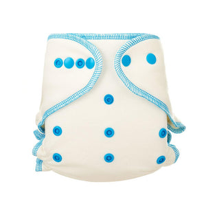 "The ""Absorber"" Fitted Diaper by Happy BeeHinds"