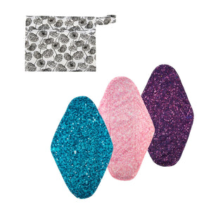 Cloth Pad 3 Pack Combo - Extra Large