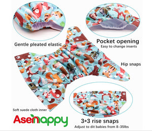 AseNappy Pocket Diaper