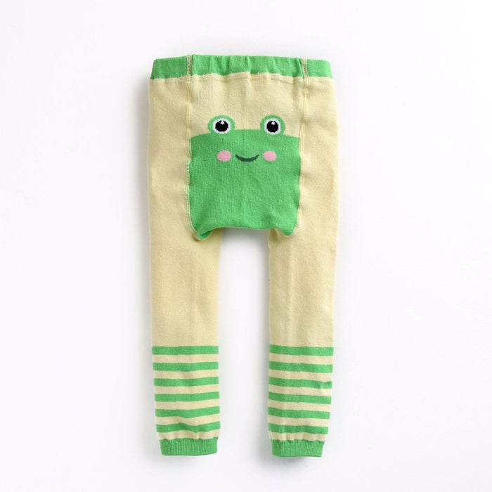 Eva & Elvin Pencil Pants (Busha)- Frog