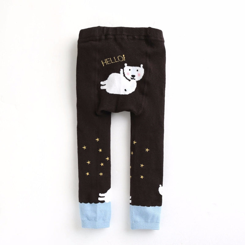 Eva & Elvin Pencil Pants (Busha) - Hello Bear - Happy BeeHinds