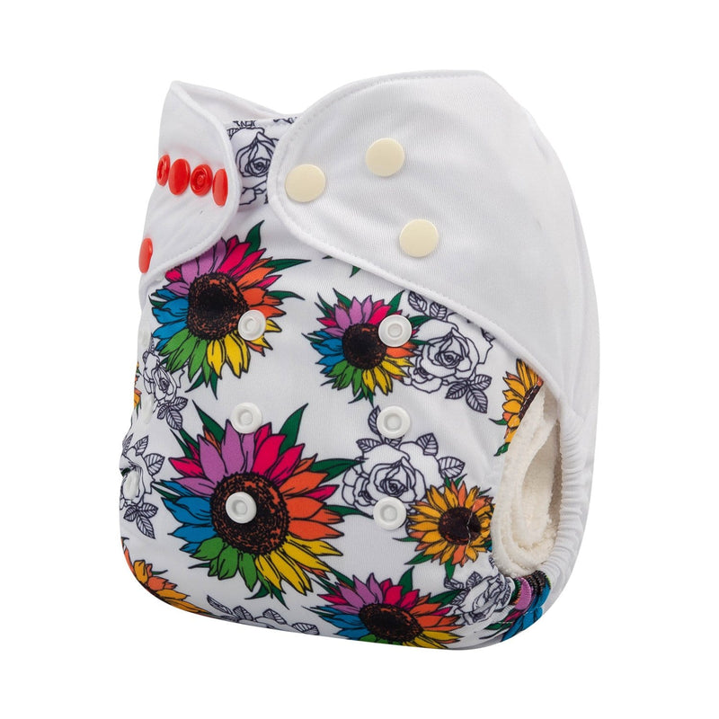 BJD Diaper Travel Backpack - Anchor - Happy BeeHinds