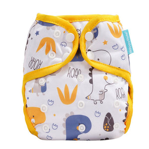 Happy Flute Diaper Cover - Roar!