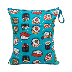 Happy BeeHinds Limited Edition Wet Bag - Sushi