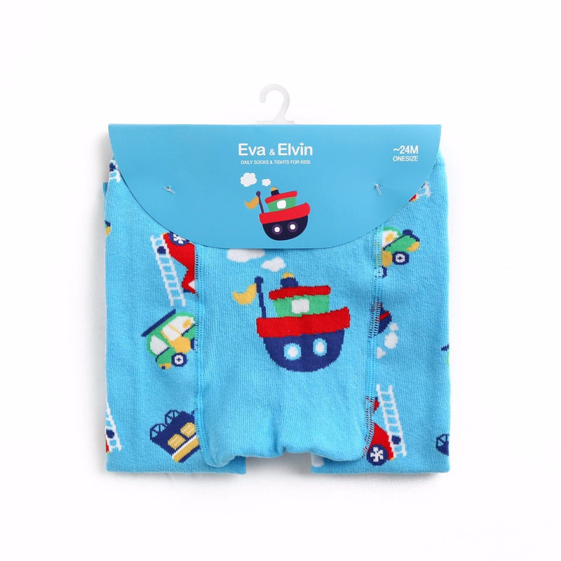 Eva & Elvin Pencil Pants (Busha) - Boat - Happy BeeHinds