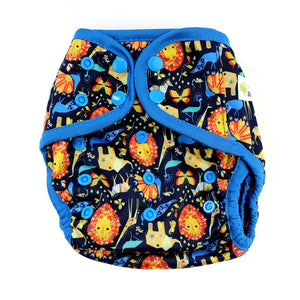 Diaper Cover by Happy BeeHinds - Animals