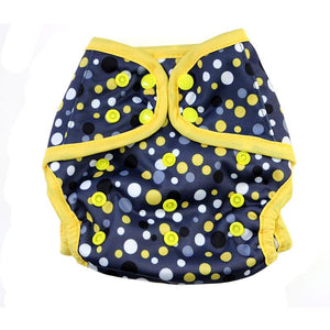 Diaper Cover by Happy BeeHinds - Dots