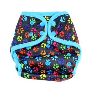 Diaper Cover by Happy BeeHinds - Puppy Paw