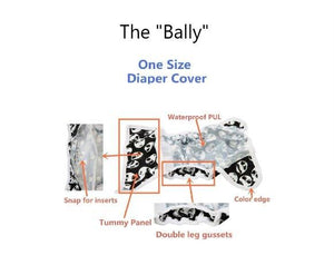 "The ""Bally""  by Happy BeeHinds"