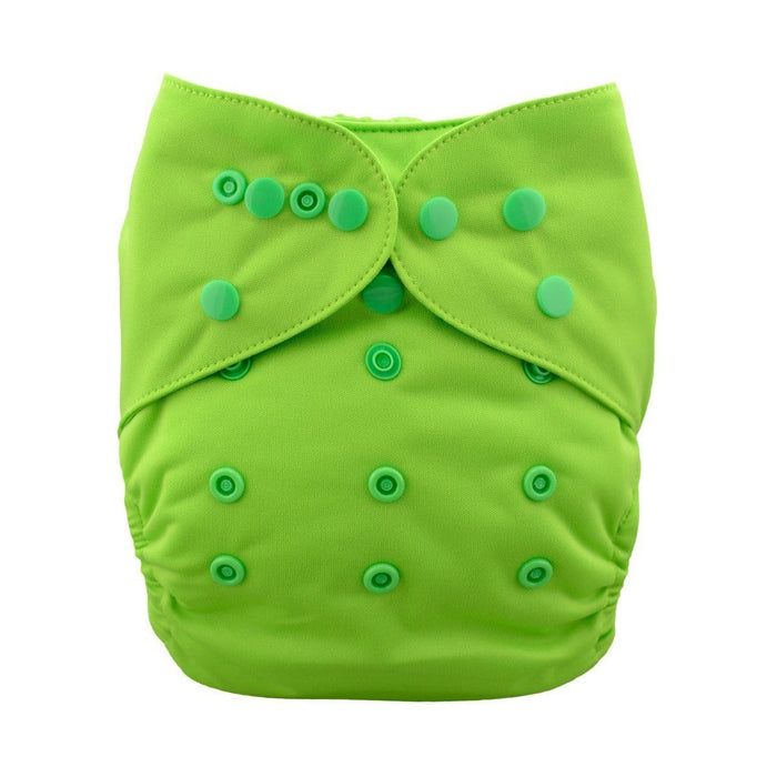 Alva Diaper Cover - Green