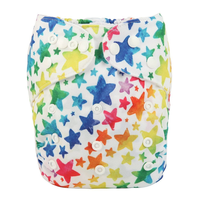 Sigzagor Pocket Diaper - Stars
