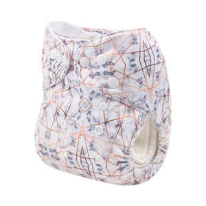 Alva Pocket Diaper - Happy BeeHinds