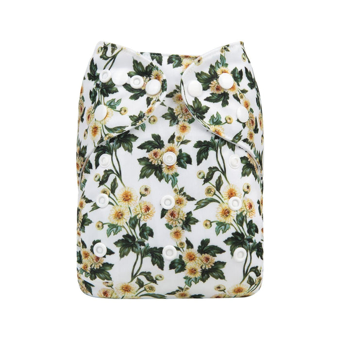 Alva Pocket Diaper - Sunflower Dream