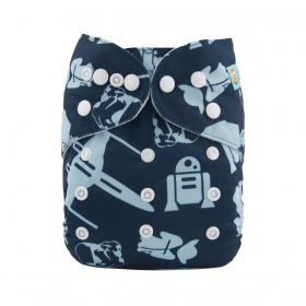 Alva Pocket Diaper - Star Wars - Happy BeeHinds
