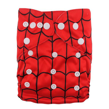 Alva Pocket Diaper - Web - Happy BeeHinds