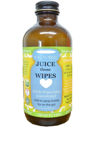 BALM! Baby - Juice those Wipes
