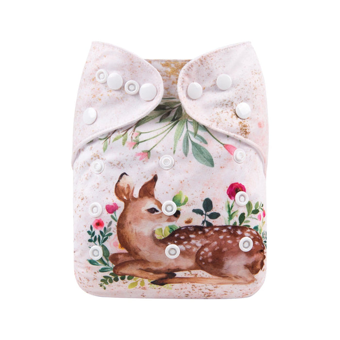 Alva Pocket Diaper - Sweet Fawn
