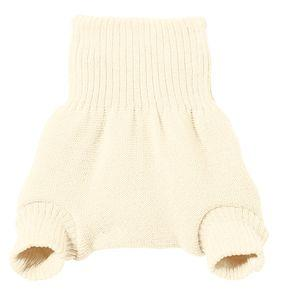 DiSana Woolen Overpants - Natural