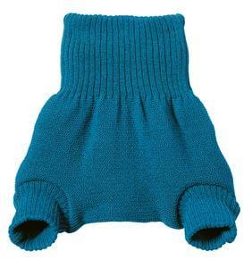 DiSana Woolen Overpants - Blue - Happy BeeHinds