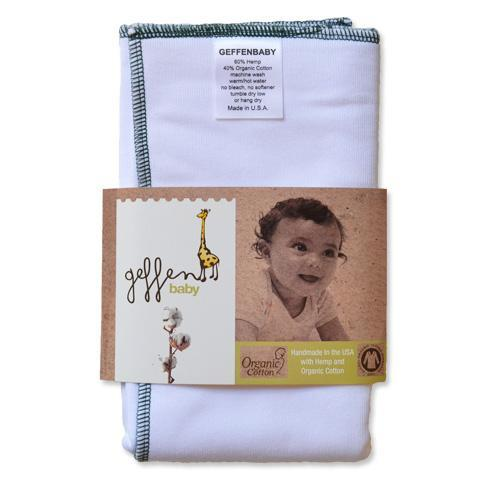 Geffen Baby Small PreFold Diaper - Happy BeeHinds