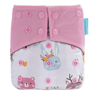 Happy Flute Pocket Diaper - Sweet Girls