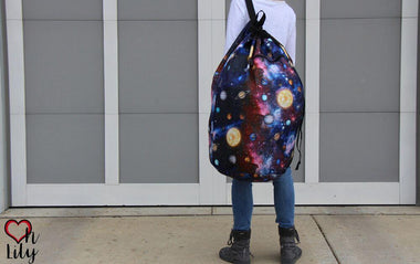 Planet Wise Travel - Oh Lily - Carry All Stuff Sack
