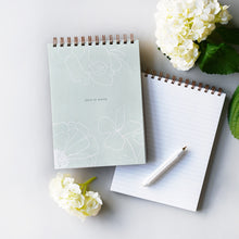 Ideas In Bloom Lined Notebook
