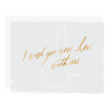 Wish You Were Here With Me - STATE CARDS