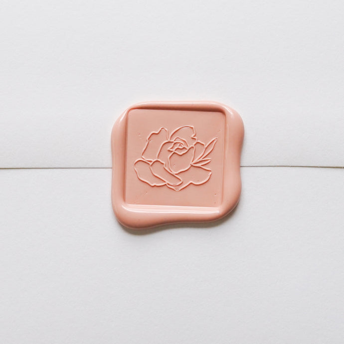 Rose Wax Seals