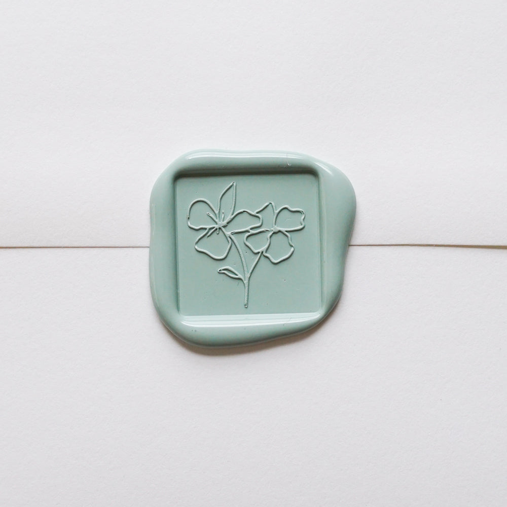 Sweetpea Flourish Wax Seal Set