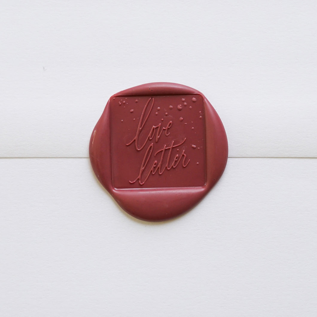 Love Letter Wax Seals