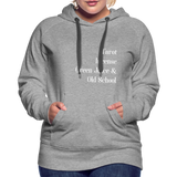 TIGJO Hoodie - heather gray