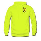 Men's ATISB Hoodie - safety green
