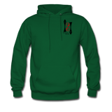 Men's ATISB Hoodie - forest green