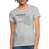 Diviner T-Shirt - heather gray