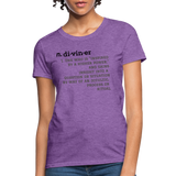 Diviner T-Shirt - purple heather