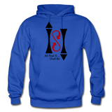 ISI Gildan Heavy Blend Adult Hoodie - royal blue