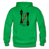ISI Gildan Heavy Blend Adult Hoodie - kelly green