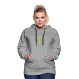 $$¢¢$$ Women's Premium Hoodie - heather gray