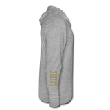 $$¢¢$$ Unisex Tri-Blend Hoodie Shirt - heather gray