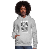 Temperance Women's Hoodie - heather gray