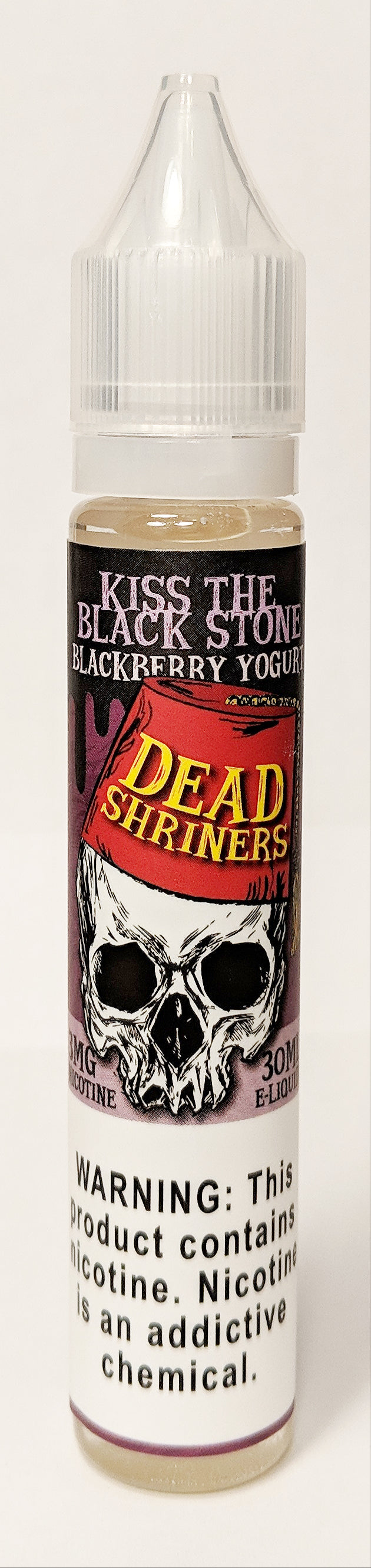 Dead Shriners - Kiss The Black Stone - 30ml