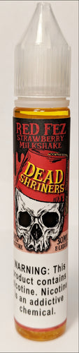 Dead Shriners - Red Fez - 30ml